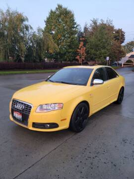 2006 Audi S4 for sale at RICKIES AUTO, LLC. in Portland OR