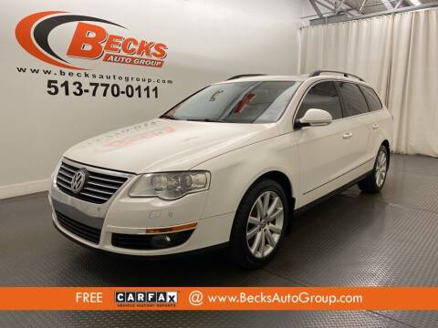 2007 Volkswagen Passat for sale at Becks Auto Group in Mason OH