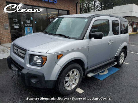 2007 Honda Element for sale at Michael D Stout in Cumming GA