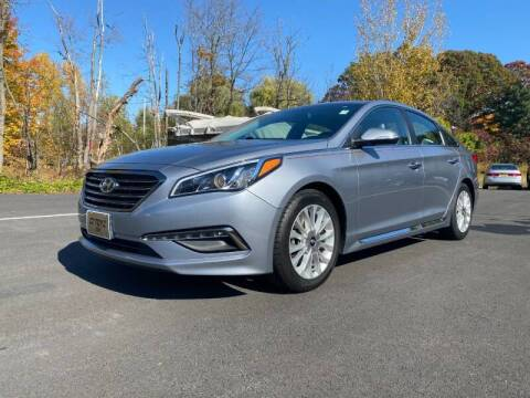 2015 Hyundai Sonata for sale at GT Toyz Motor Sports & Marine in Halfmoon NY