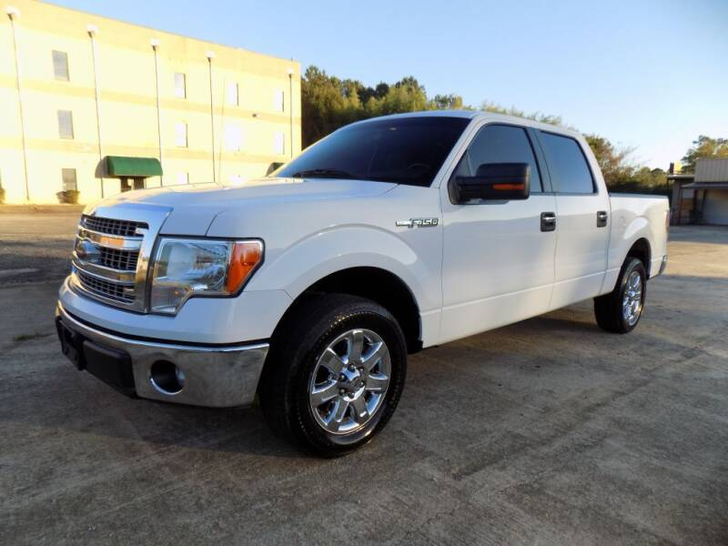 2013 Ford F-150 for sale at S.S. Motors LLC in Dallas GA