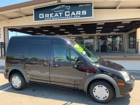 2012 Ford Transit Connect for sale at Great Cars in Sacramento CA