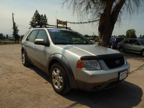 2005 Ford Freestyle for sale at VALLEY MOTORS in Kalispell MT