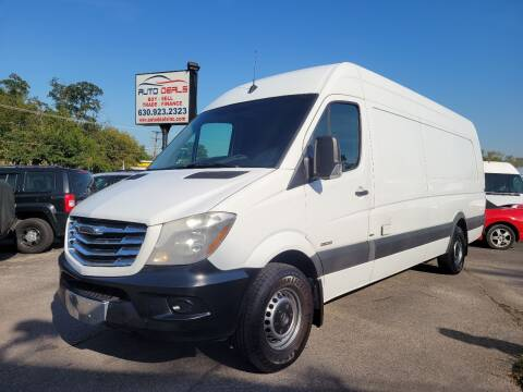 2014 Mercedes-Benz Sprinter Cargo for sale at Auto Deals in Roselle IL