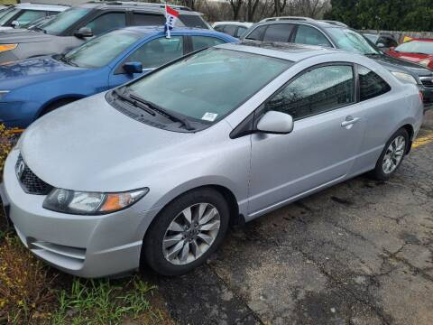2010 Honda Civic for sale at Steve's Auto Sales in Madison WI