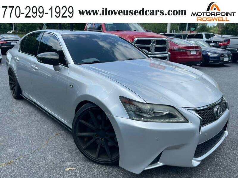 2013 Lexus GS 350 for sale in Roswell, GA