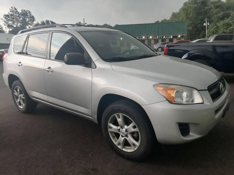 2012 Toyota RAV4 for sale at KRIS RADIO QUALITY KARS INC in Mansfield OH