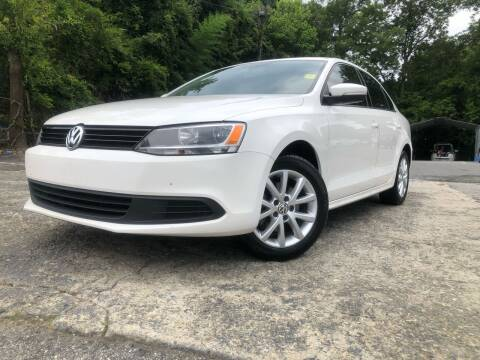 2011 Volkswagen Jetta for sale at Atlas Auto Sales in Smyrna GA
