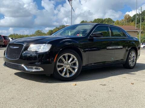 2020 Chrysler 300 for sale at Elite Motors in Uniontown PA