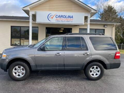 2011 Ford Expedition for sale at Carolina Auto Credit in Youngsville NC