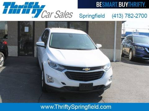 2019 Chevrolet Equinox for sale at Thrifty Car Sales Springfield in Springfield MA