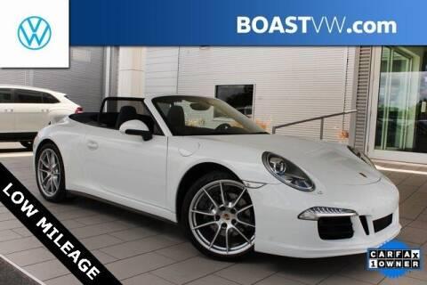 2013 Porsche 911 for sale at BOAST MOTORCARS in Bradenton FL