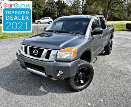 2013 Nissan Titan for sale at Brothers Auto Sales of Conway in Conway SC