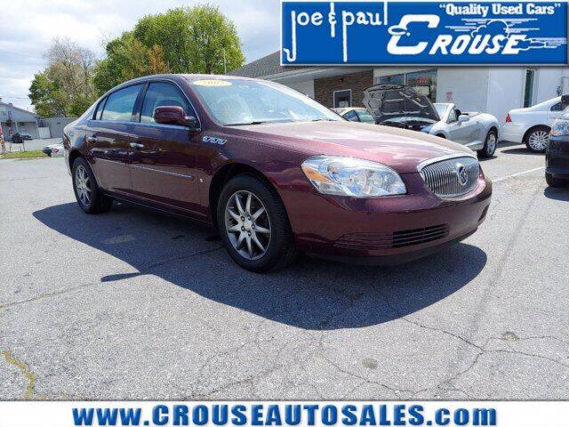 2007 Buick Lucerne for sale at Joe and Paul Crouse Inc. in Columbia PA