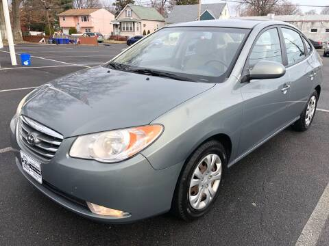 2010 Hyundai Elantra for sale at EZ Auto Sales , Inc in Edison NJ