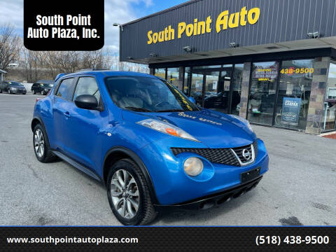 2011 Nissan JUKE for sale at South Point Auto Plaza, Inc. in Albany NY