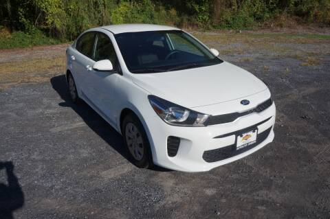 2018 Kia Rio for sale at Autos By Joseph Inc in Highland NY