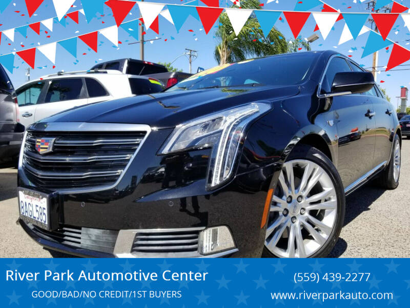 2018 Cadillac XTS for sale at River Park Automotive Center in Fresno CA
