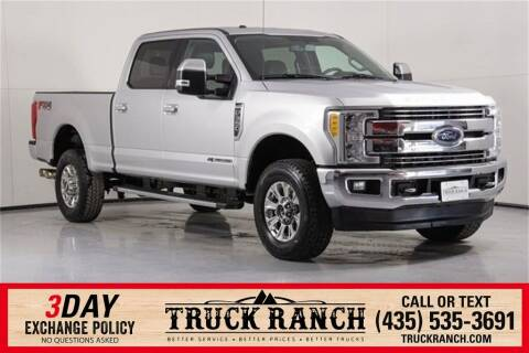 2017 Ford F-350 Super Duty for sale at Truck Ranch in Logan UT