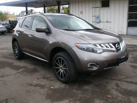 2009 Nissan Murano for sale at D & M Auto Sales in Corvallis OR