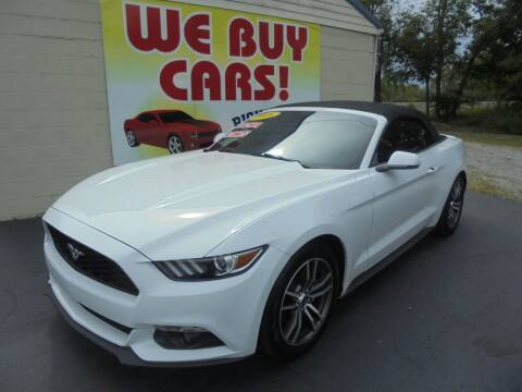 2016 Ford Mustang for sale at Right Price Auto Sales in Murfreesboro TN