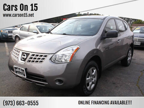 2010 Nissan Rogue for sale at Cars On 15 in Lake Hopatcong NJ