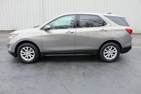 2018 Chevrolet Equinox for sale at Lansing Auto Mart in Lansing KS
