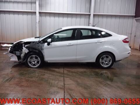 2018 Ford Fiesta for sale at East Coast Auto Source Inc. in Bedford VA