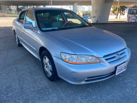 2001 Honda Accord for sale at Bay Auto Exchange in San Jose CA