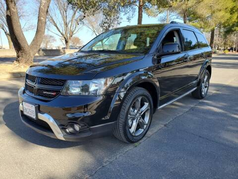 2017 Dodge Journey for sale at Matador Motors in Sacramento CA