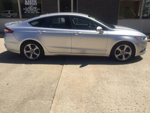 2016 Ford Fusion Energi for sale at Truck and Auto Outlet in Excelsior Springs MO