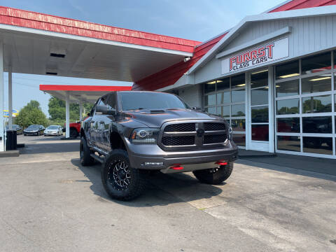 2018 RAM Ram Pickup 1500 for sale at Furrst Class Cars LLC  - Independence Blvd. in Charlotte NC