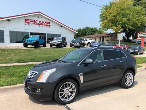 2014 Cadillac SRX for sale at Efkamp Auto Sales LLC in Des Moines IA