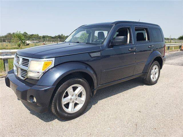 2008 Dodge Nitro for sale at Hidalgo Motors Co in Houston TX