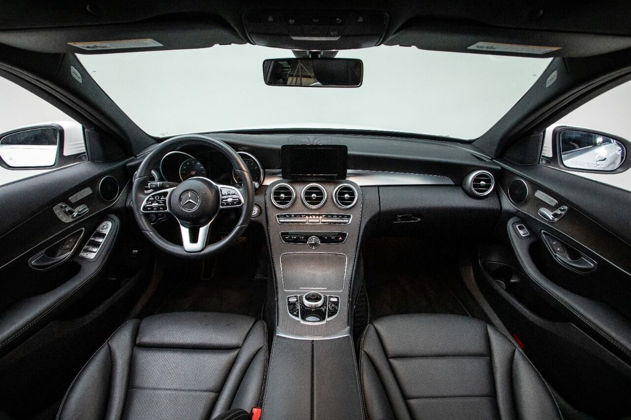 2019 Mercedes-Benz C-Class 11