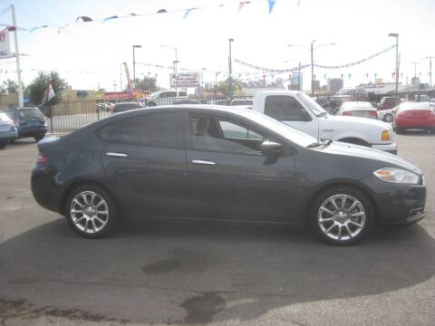 2013 Dodge Dart for sale at Town and Country Motors - 1702 East Van Buren Street in Phoenix AZ
