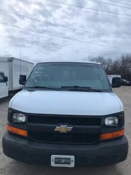 2010 Chevrolet Express Cargo for sale at CAR CORNER in Van Buren AR