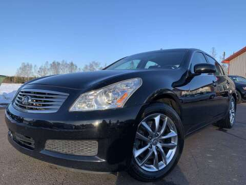 2008 Infiniti G35 for sale at LUXURY IMPORTS in Hermantown MN