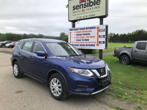 2018 Nissan Rogue for sale at Sensible Sales & Leasing in Fredonia NY