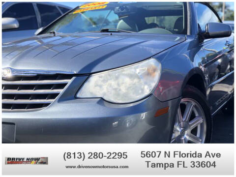 2008 Chrysler Sebring for sale at Drive Now Motors USA in Tampa FL