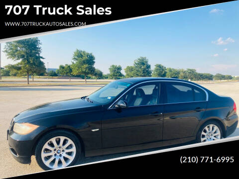 2008 BMW 3 Series for sale at 707 Truck Sales in San Antonio TX