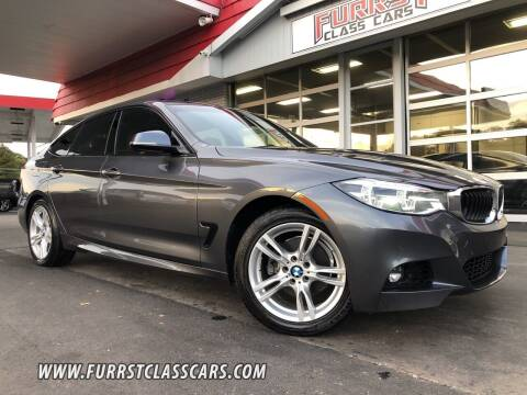 2017 BMW 3 Series for sale at Furrst Class Cars LLC in Charlotte NC