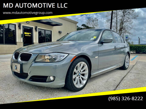 2011 BMW 3 Series for sale at MD AUTOMOTIVE LLC in Slidell LA