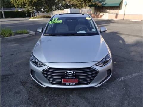 2017 Hyundai Elantra for sale at BAY AREA CAR SALES in San Jose CA