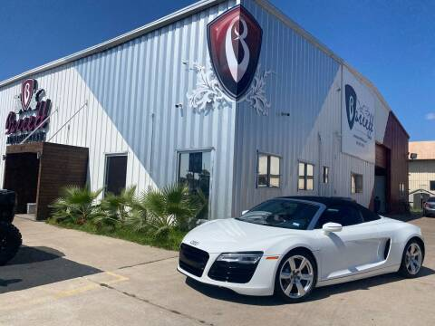 2015 Audi R8 for sale at Barrett Auto Gallery in San Juan TX