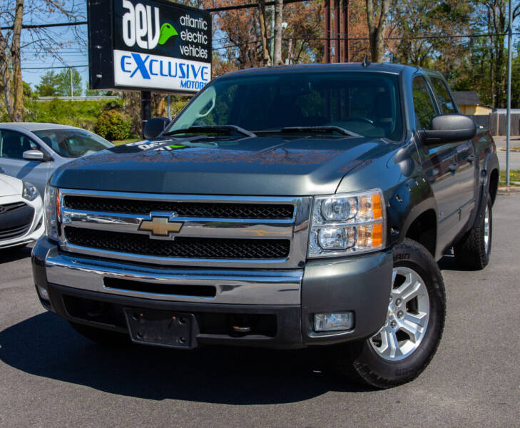 2011 Chevrolet Silverado 1500 for sale at EXCLUSIVE MOTORS in Virginia Beach VA