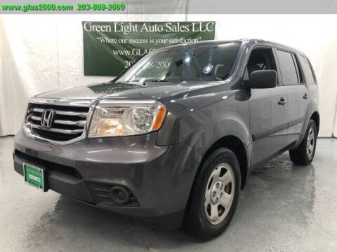 2014 Honda Pilot for sale at Green Light Auto Sales LLC in Bethany CT