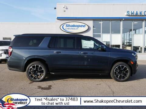 2021 Chevrolet Suburban for sale at SHAKOPEE CHEVROLET in Shakopee MN