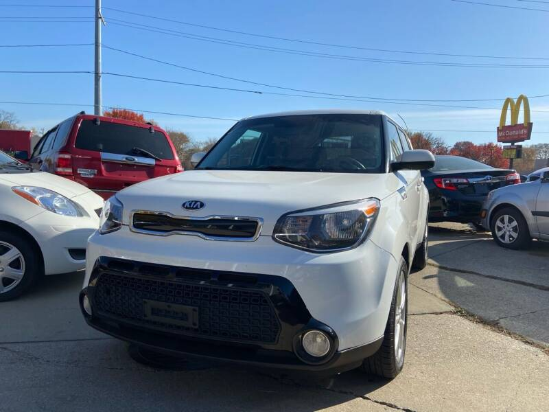 2016 Kia Soul for sale at 3M AUTO GROUP in Elkhart IN