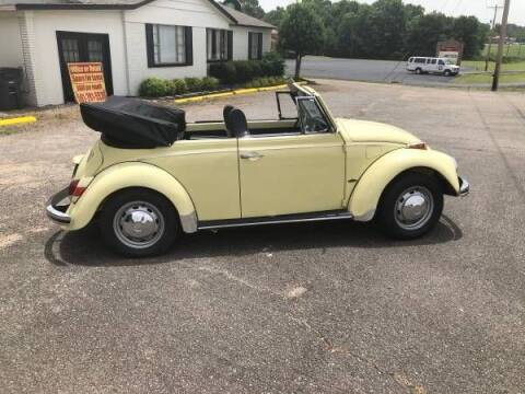 1970 Volkswagen Beetle for sale at Classic Car Deals in Cadillac MI